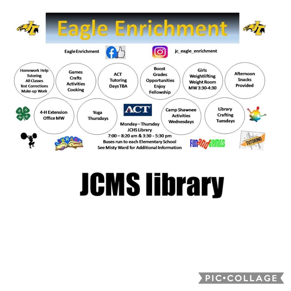 21st CCLC Eagle Enrichment