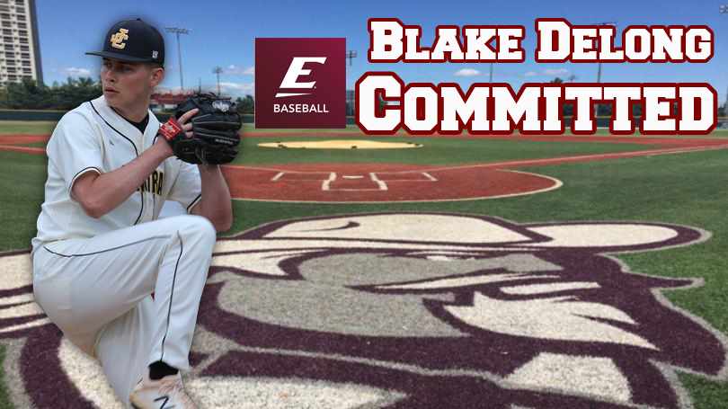 Congratulations to Blake Delong on his commitment to play baseball at EKU!