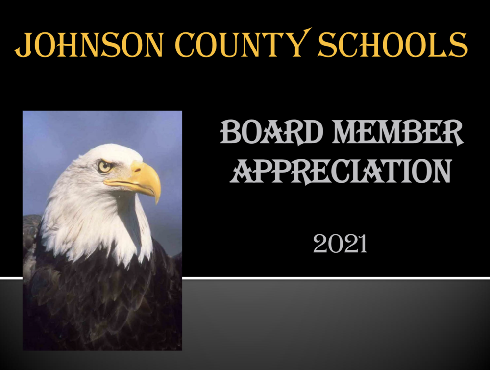 Board Member Appreciation Month