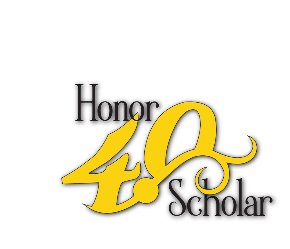 JCHS Announces Honor Scholars
