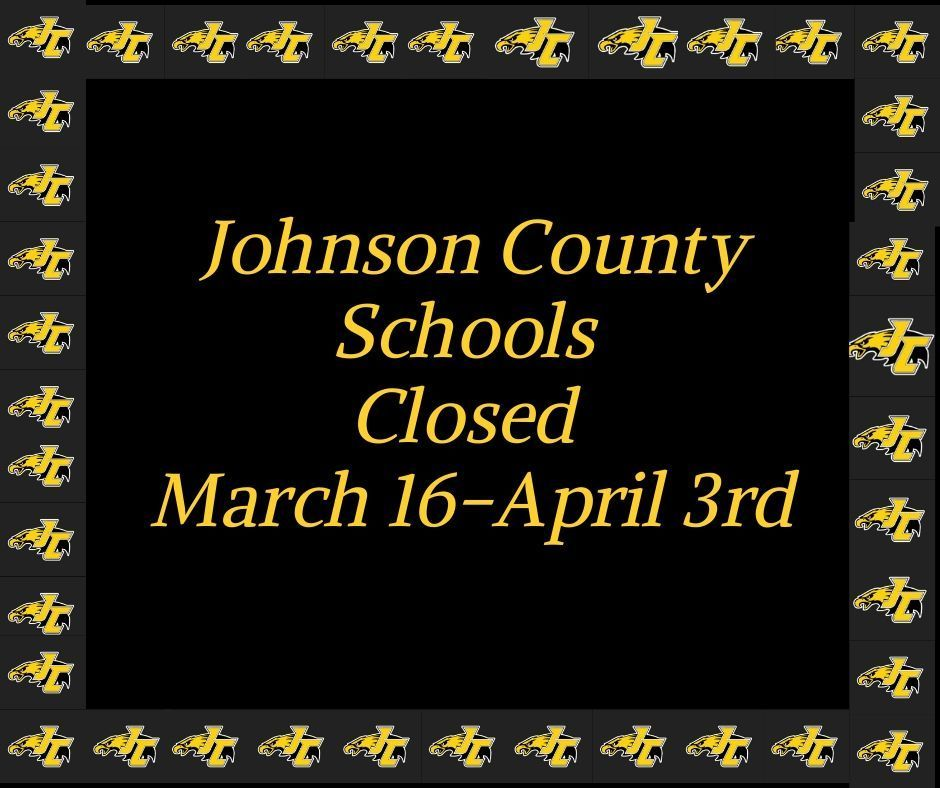 JC Schools-School Cancellation Message 3/13/2020