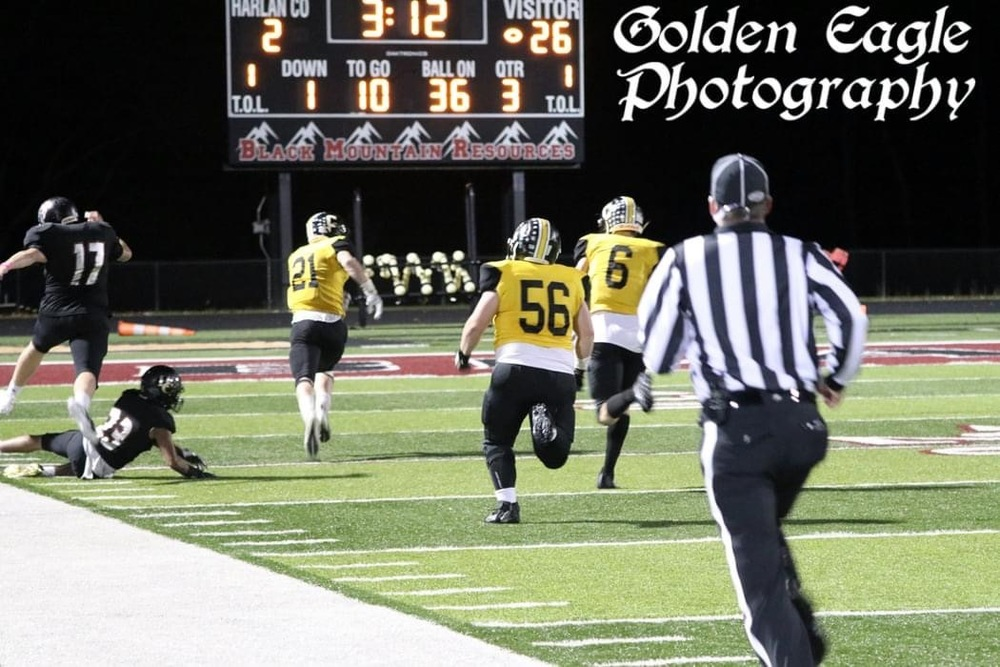 Golden Eagles Open 2020 Playoffs At Home Against Harlan County