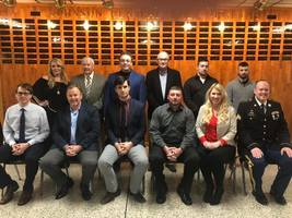 Johnson Central High School 2019 Hall of Fame