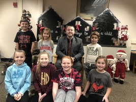 Superintendent Cochran's Tradition of Giving Monday Message