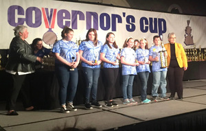 CmPS takes Third at Governor's Cup
