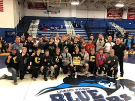 JCHS wrestling takes state