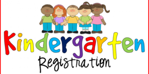 WRC 2019-2020 Kindergarten Registration