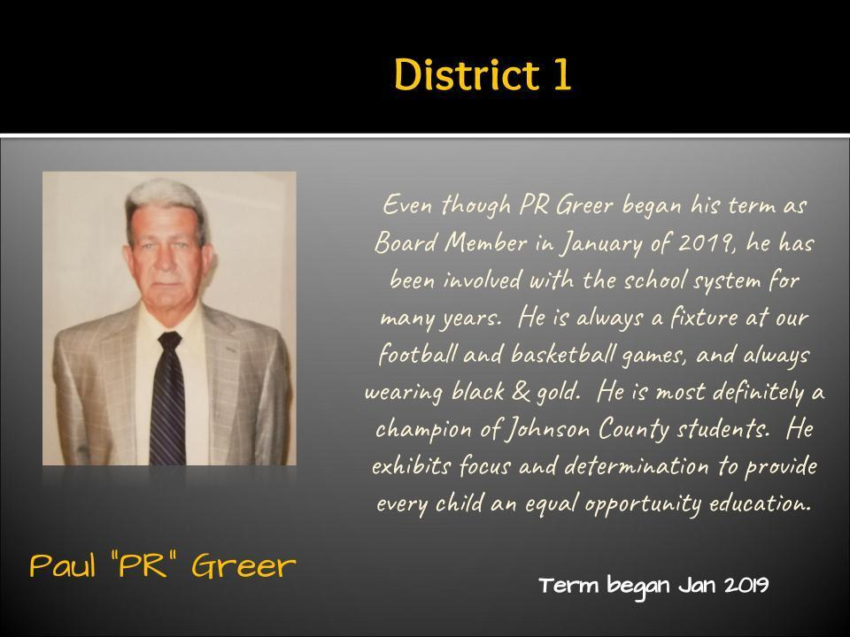 "Paul ""PR"" Greer"