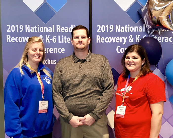 2019 National Reading Recovery and K-6 Literacy Conference