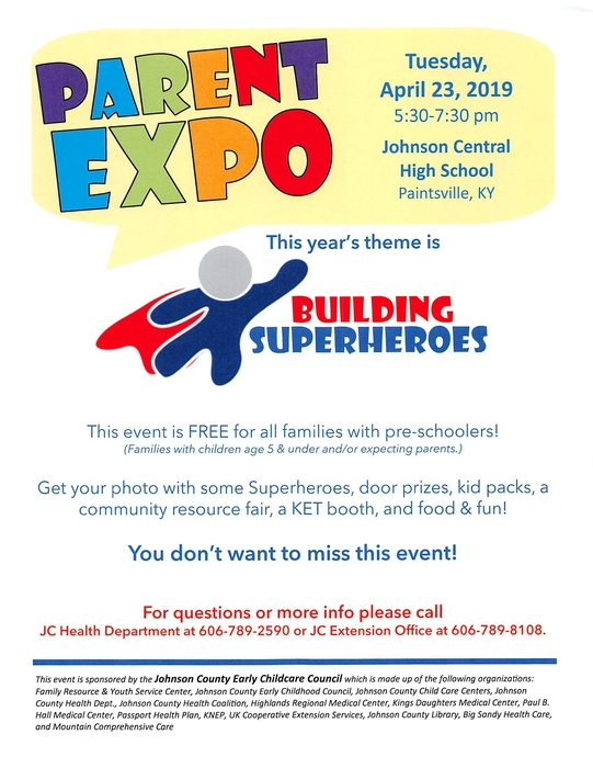 Parent Expo