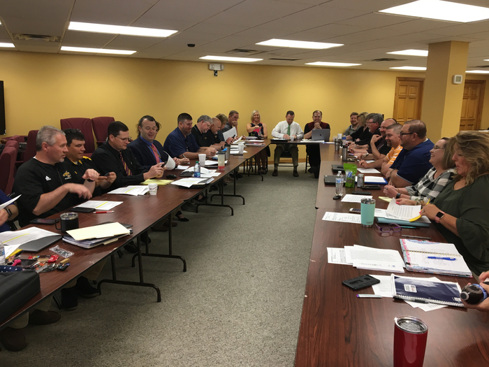 Administrative Meeting April 2019