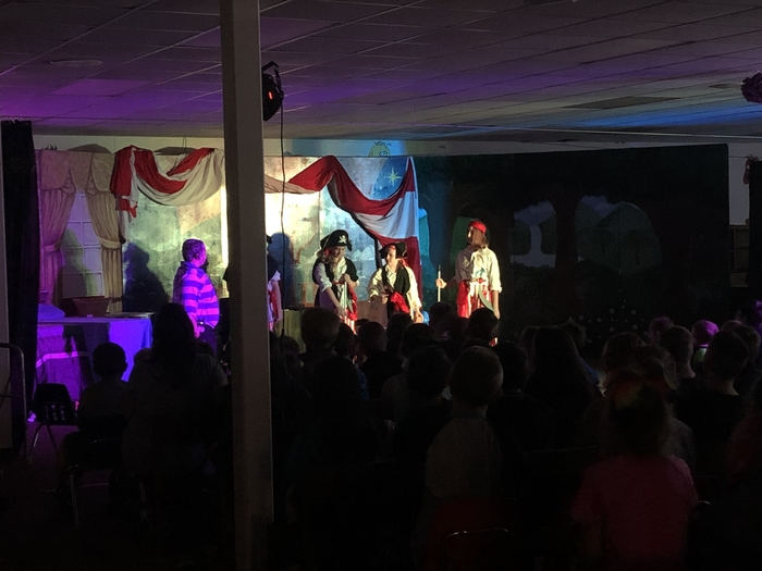"Student Production of ""Peter Pan"""