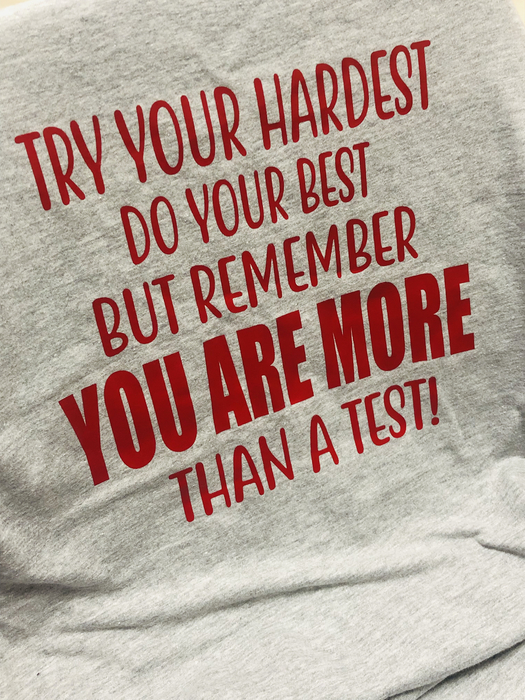 KPREP Week, You are MORE than a test!