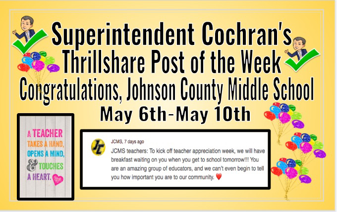 Post of the week May 6-10