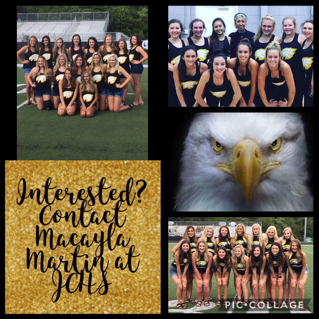 Any girls in grades 8-11 who would like to be on the HS dance team for the 2019-2020 school year should contact Macayla Martin or Amanda Ratliff.