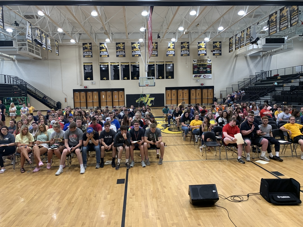 2nd Day if Graduation Practice 2019!