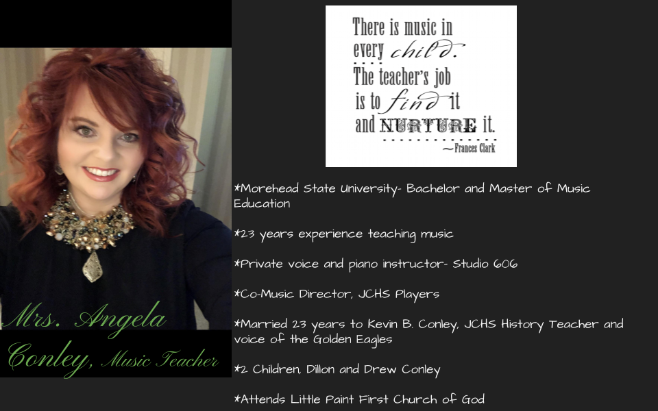 Mrs. Conley Staff Spotlight