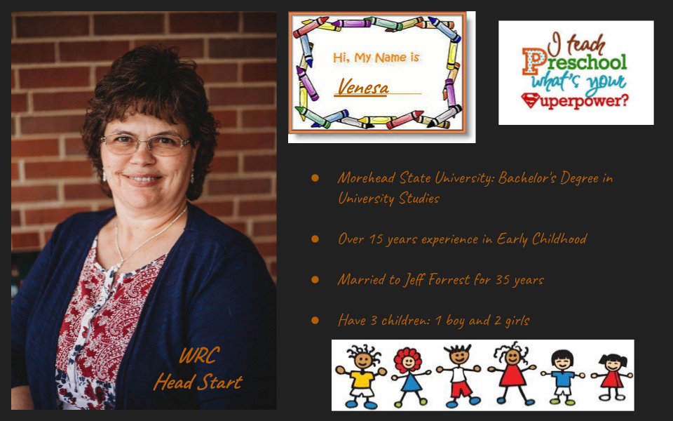 Ms. Venesa STAFF Spotlight