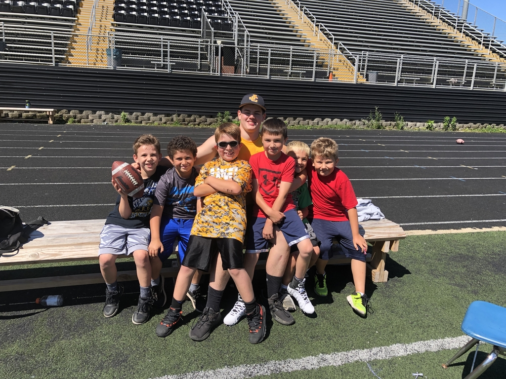 Football Camp Fun