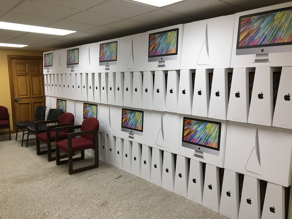 156 new Apple iMacs