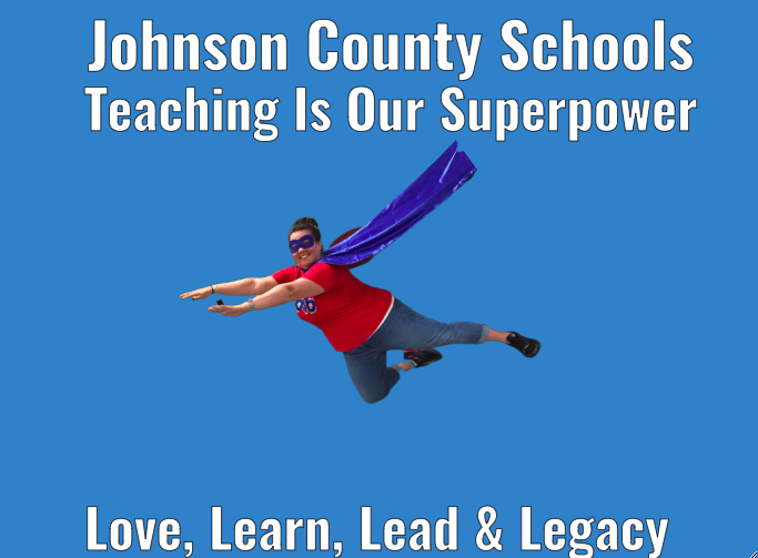 "July PD week starts tomorrow, July 22-26. Be a ""lead learner""."