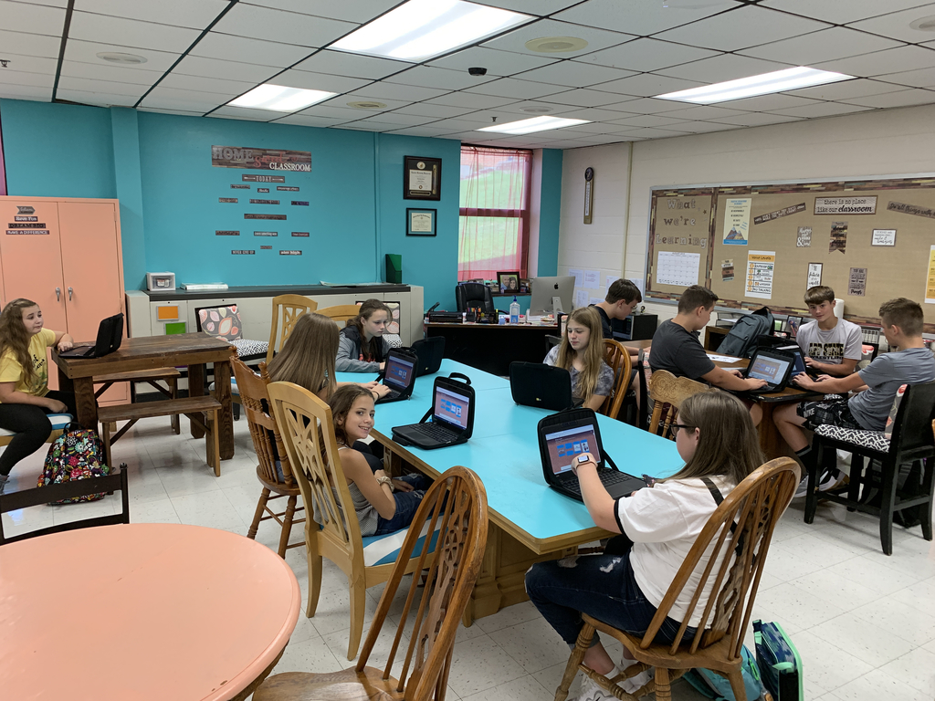 Leadership Qualities Nearpod lesson in action!