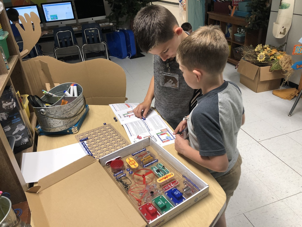 Wildcat STEAM Lab was very busy this week! https://youtu.be/v1uVQR4T3Qg