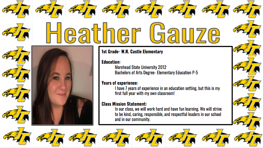 Heather Gauze