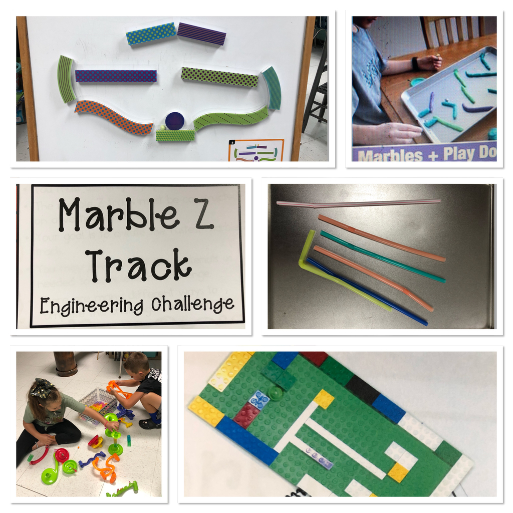 "Check out the a""maze""ing STEAM activities."