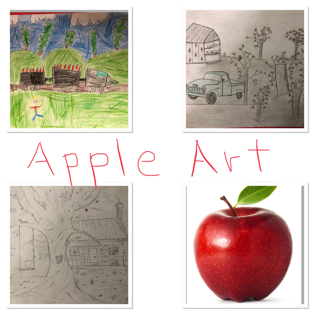 Apple Day Art