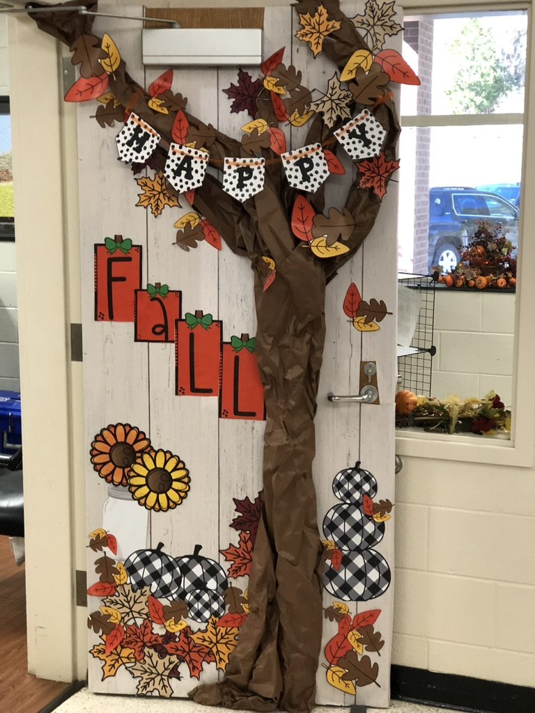 Fall at Highland Elementary!