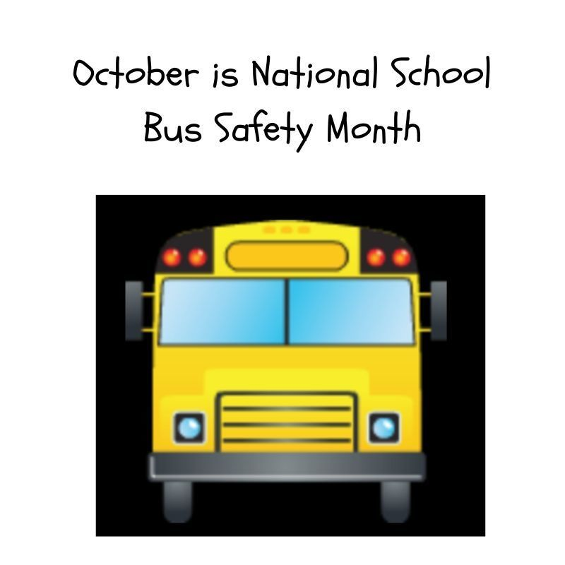 School Bus Safety Month
